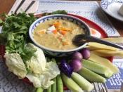 Minced pork coconut stew @ Ros'niyom