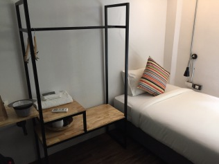 Private single room [$19/nt]