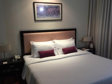 Bandara Suites Silom Bangkok [$50/nt]