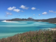Whitehaven Beach @ Whitsunday Island