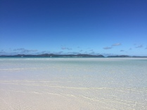 Whitehaven Beach @ Whitsunday Island
