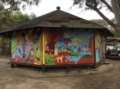 Dingo's campsite