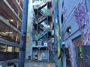 Aside Hosier Alley