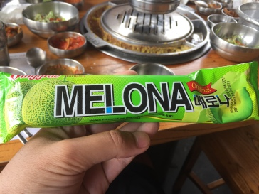 One of the best ice cream/popsicles I've had! Also try the strawberry flavor!